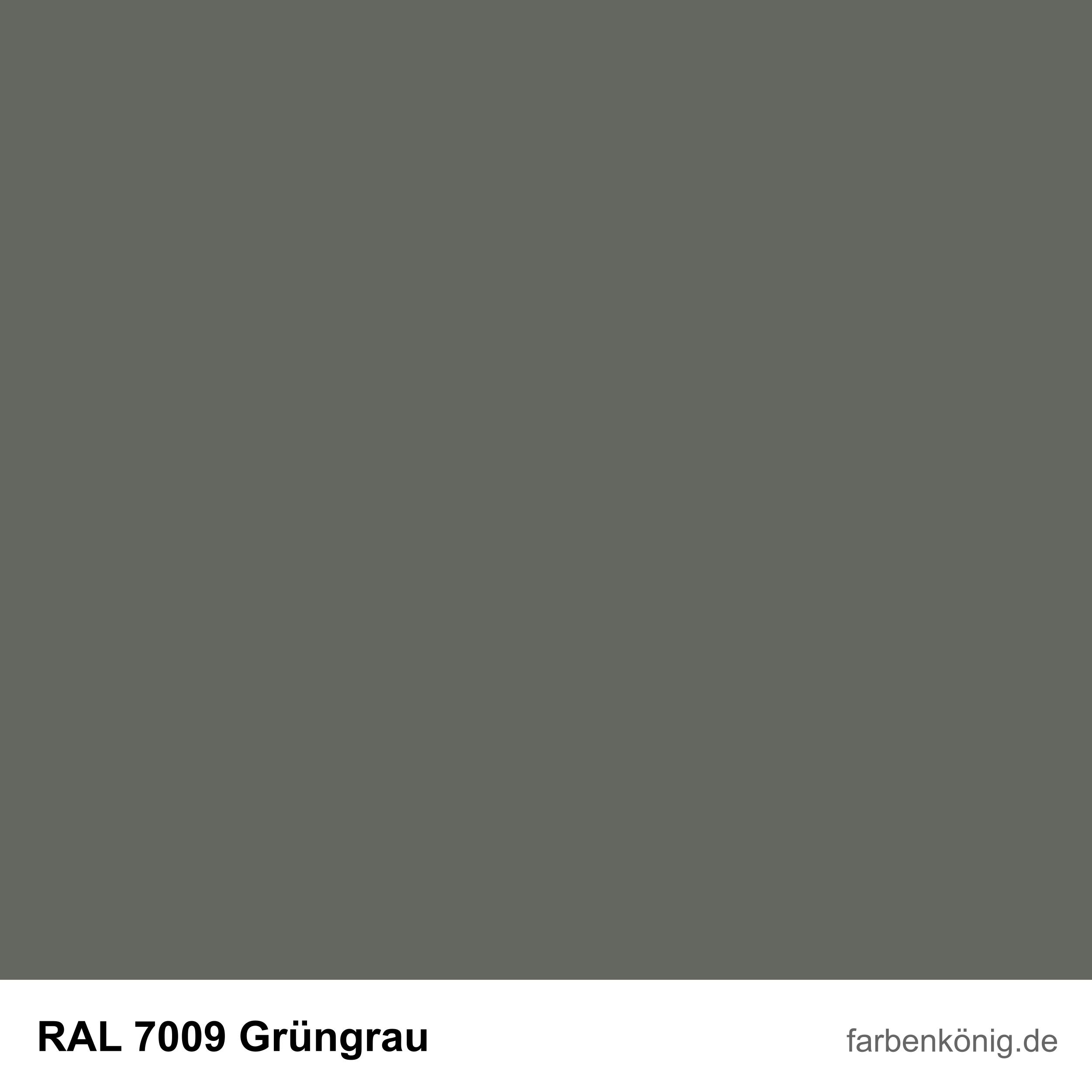 RAL7009