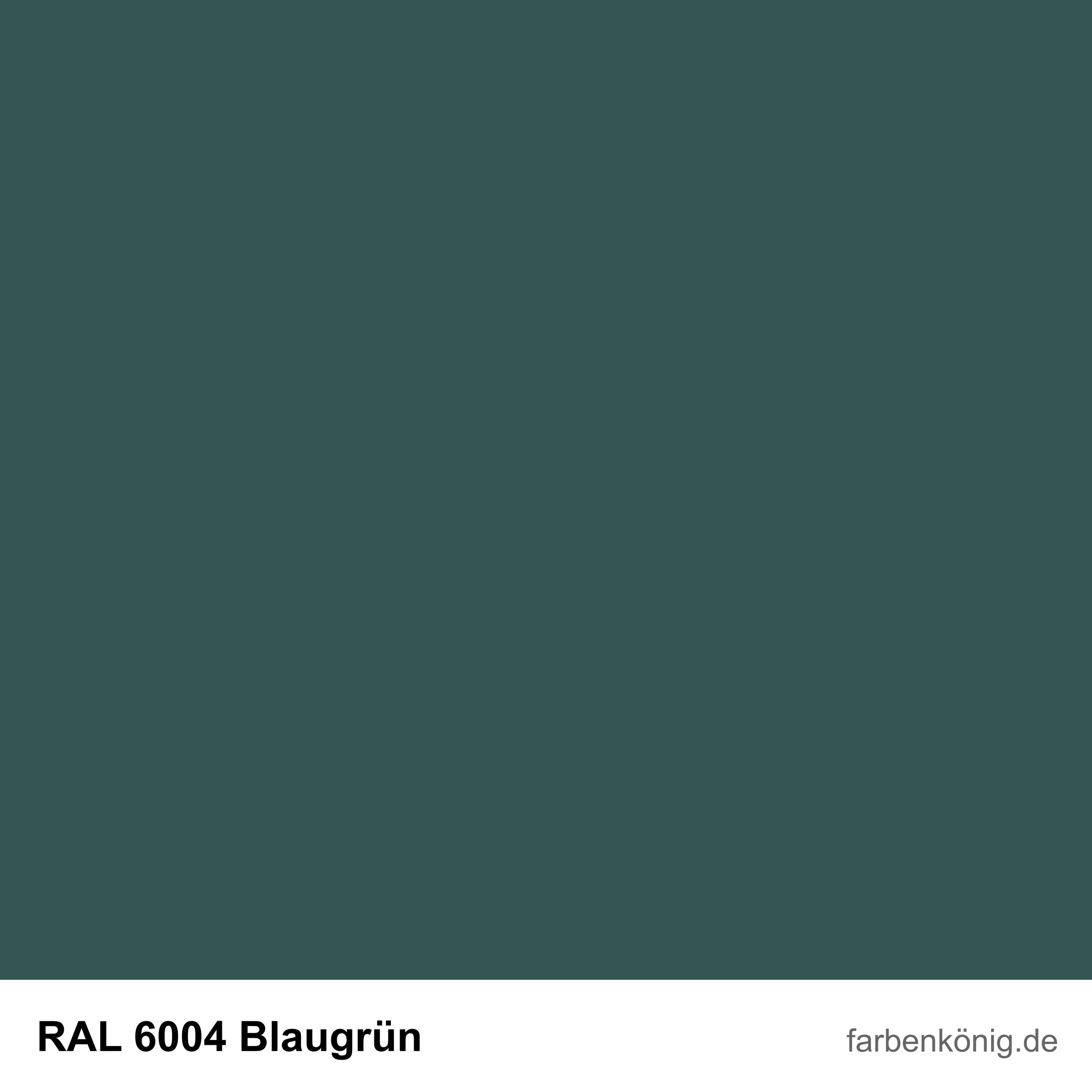 RAL6004