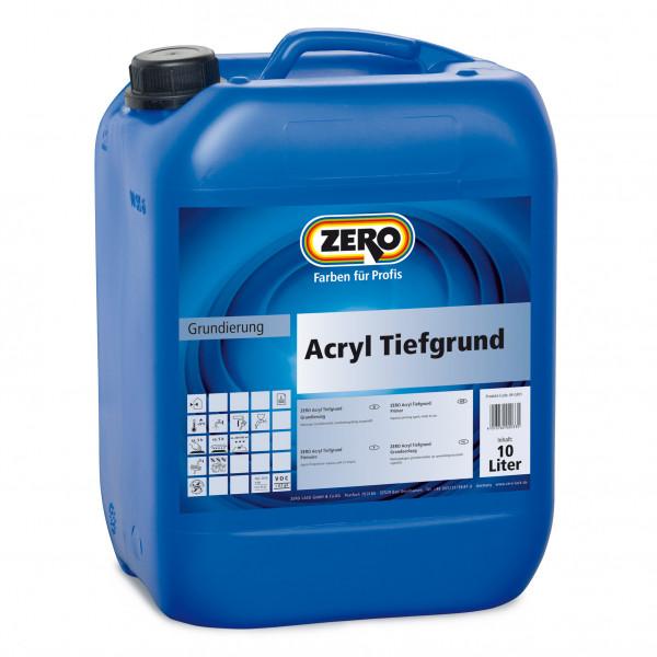 Acryl Tiefgrund