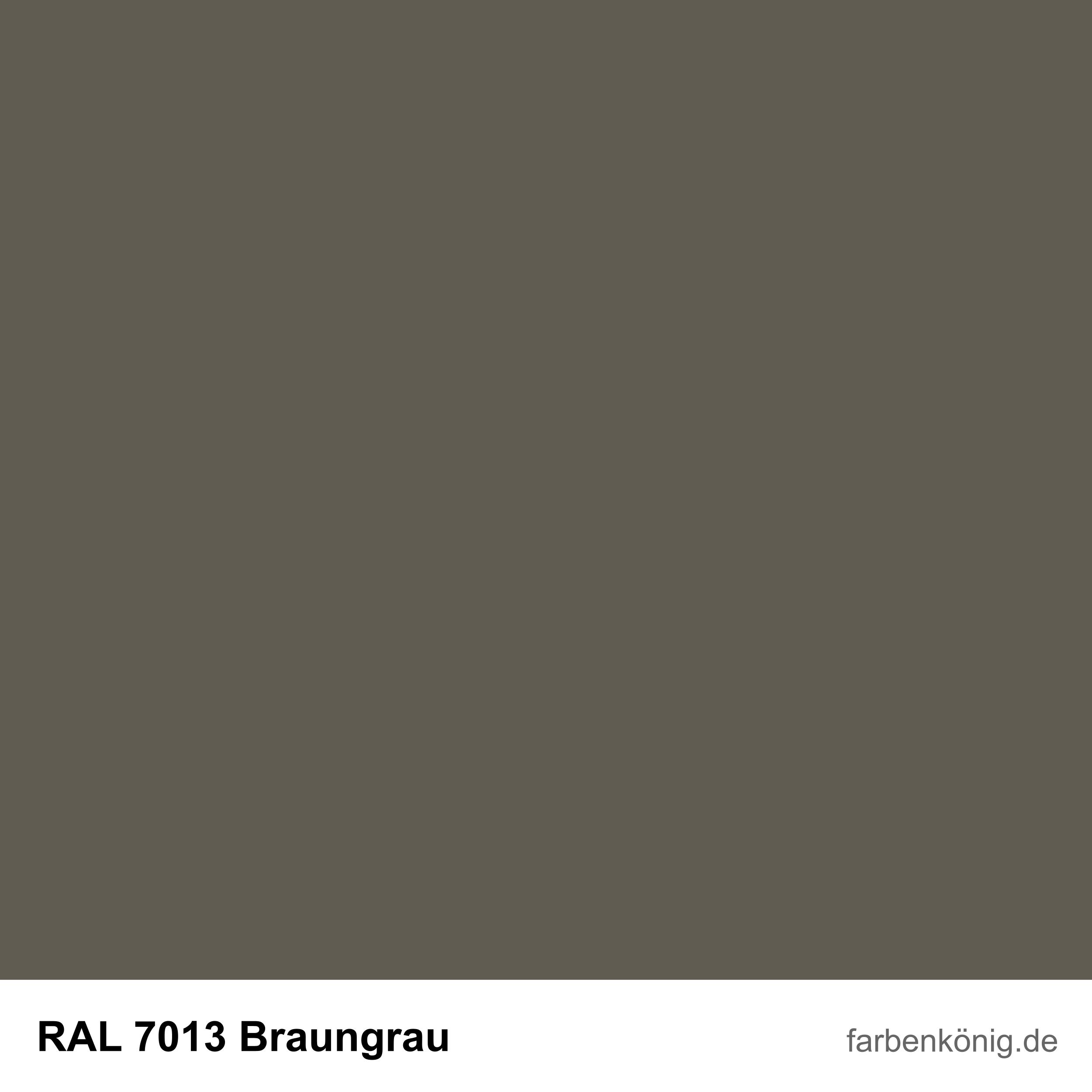RAL7013