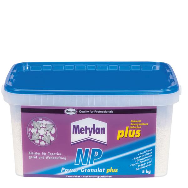 Metylan NP Power Granulat plus Tapetenkleister