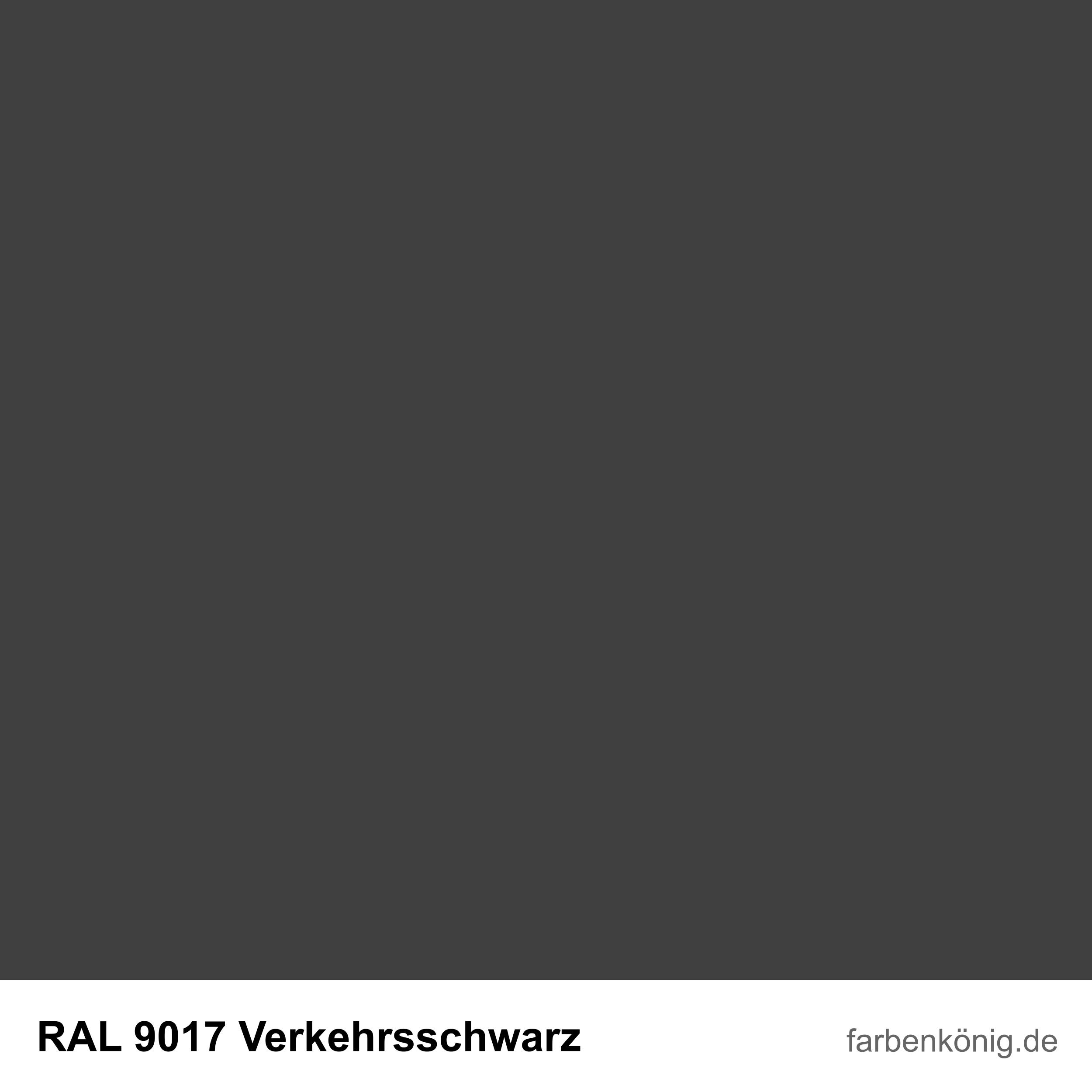 RAL9017