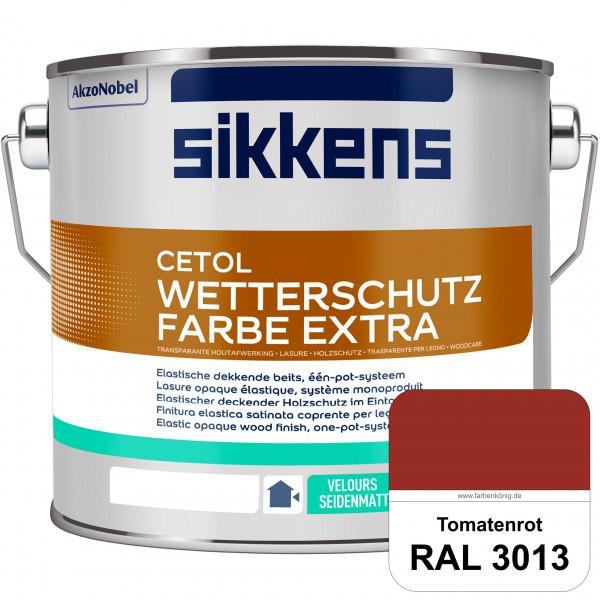Cetol Wetterschutzfarbe Extra (RAL 3013 Tomatenrot)