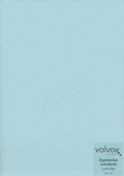 Volvox Espressivo Lehmfarbe - cambridge
