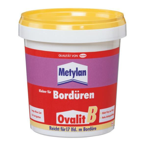 Metylan Ovalit B 1549 Bordürenkleber