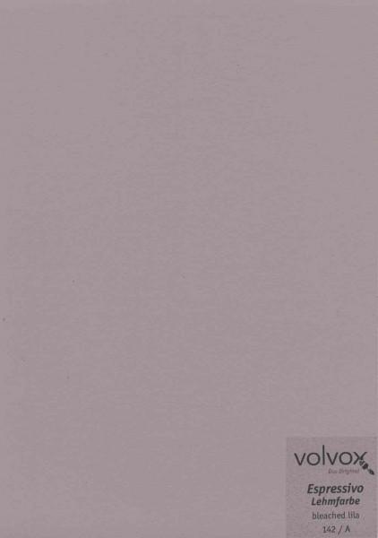 Volvox Espressivo Lehmfarbe - bleached lilac