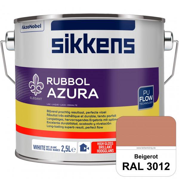 Rubbol Azura (RAL 3012 Beigerot) hochglänzender Lack (löselmittelhaltig) innen & außen