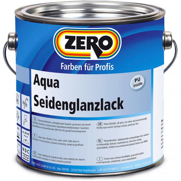 Aqua Seidenglanzlack