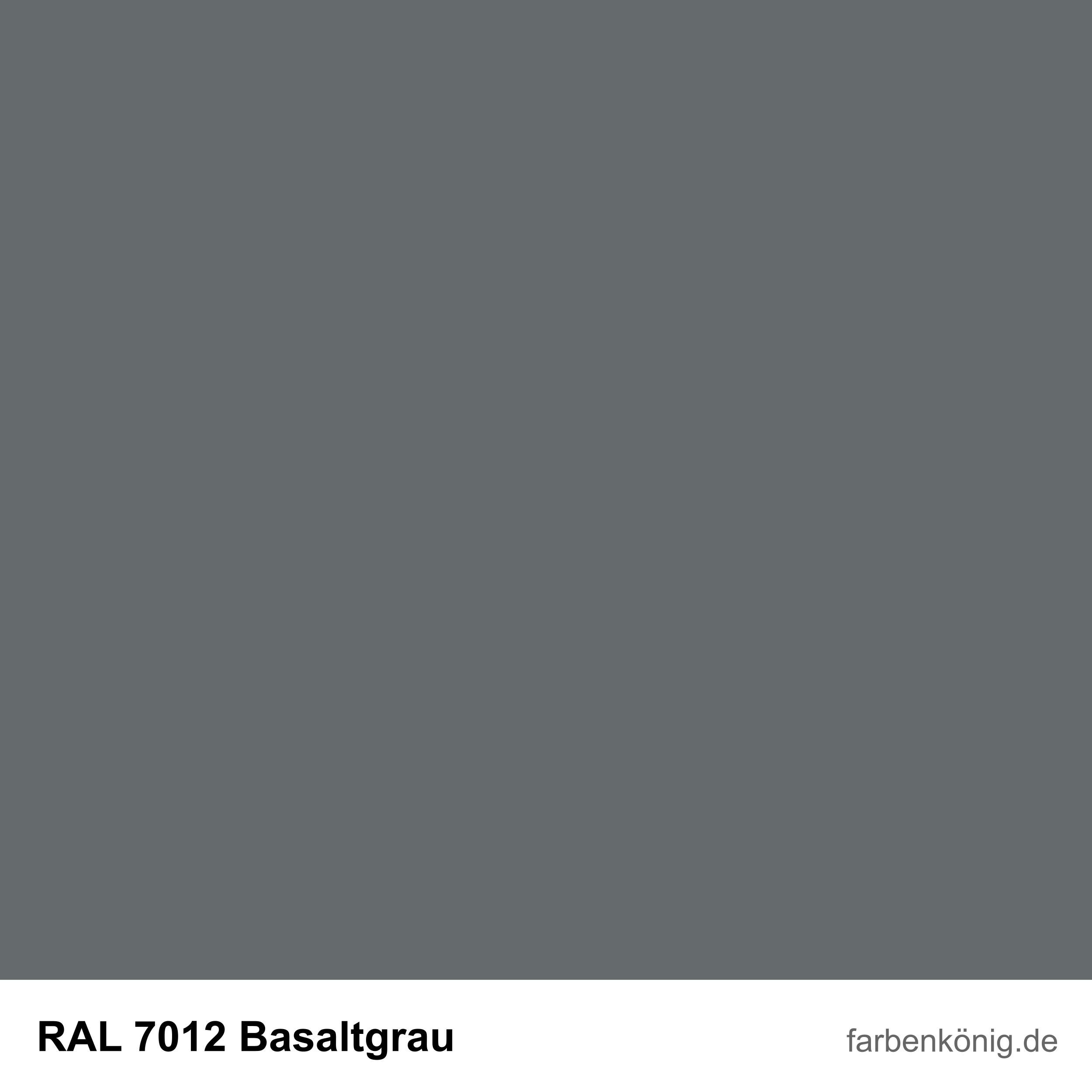 RAL7012