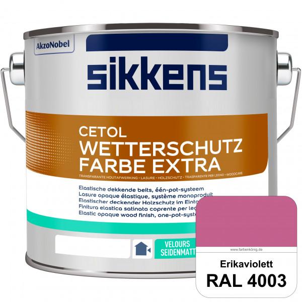 Cetol Wetterschutzfarbe Extra (RAL 4003 Erikaviolett)