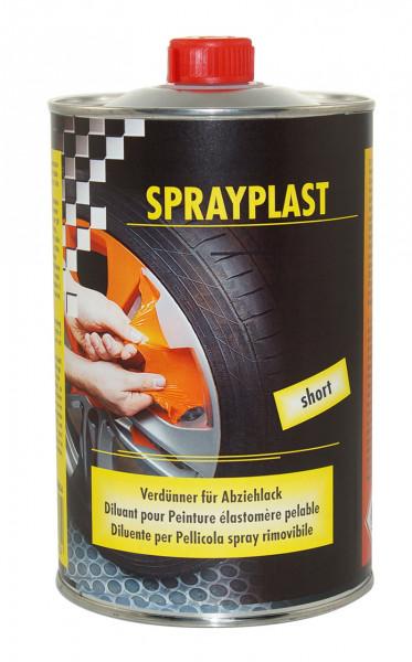 Sprayplast Verdünner