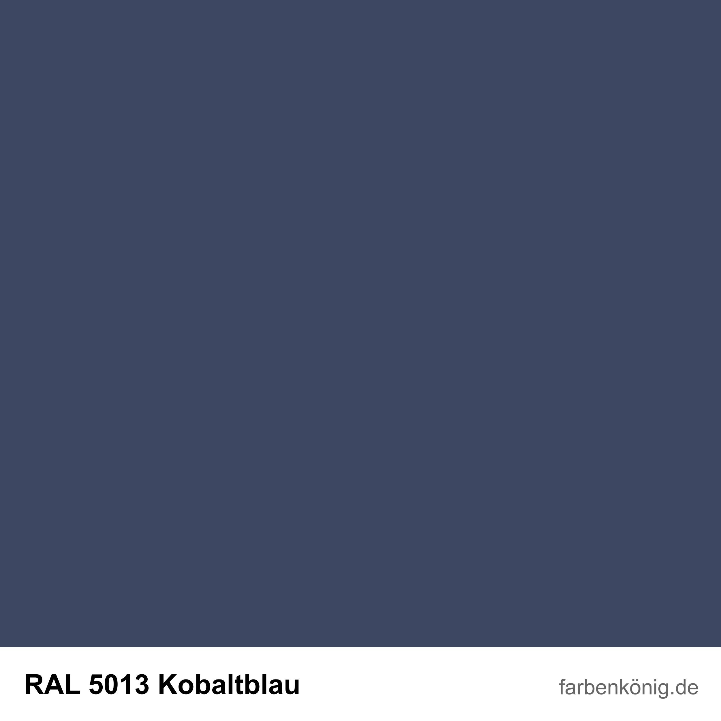 RAL5013