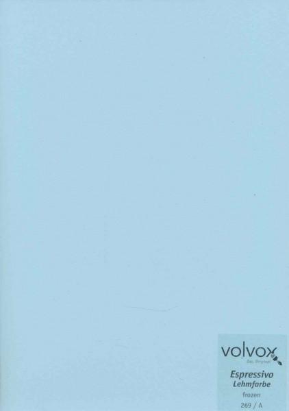 Volvox Espressivo Lehmfarbe - frozen