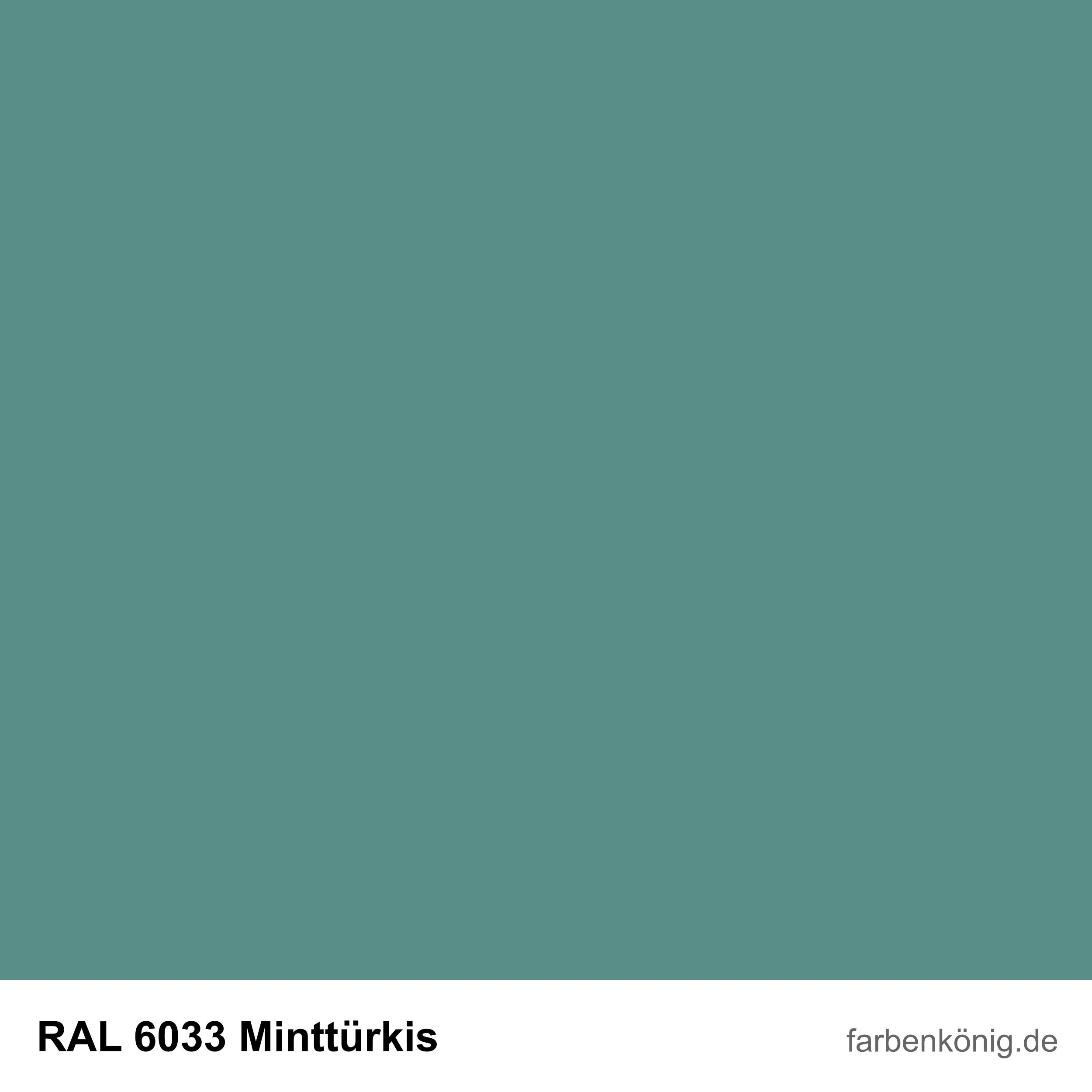RAL6033