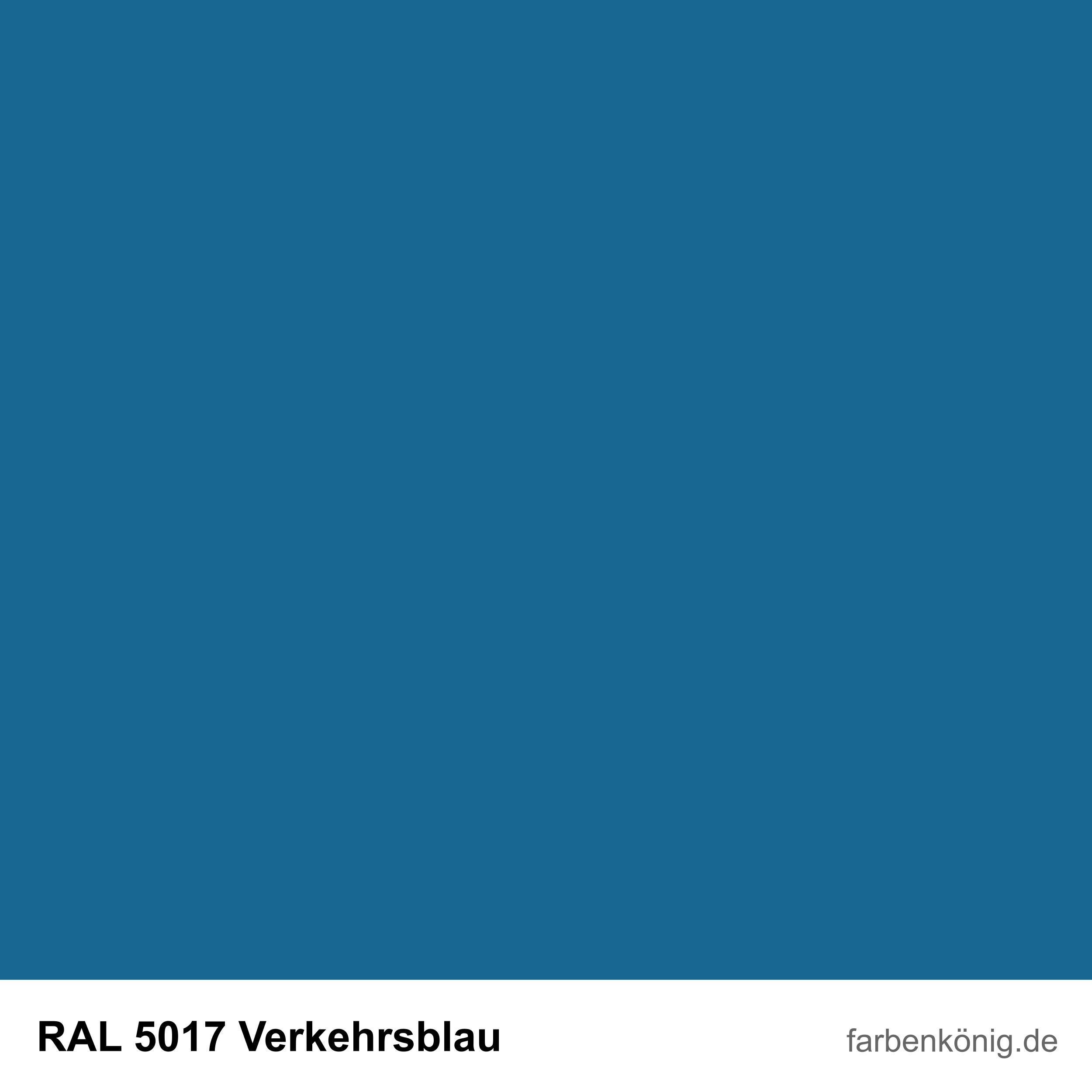 RAL5017