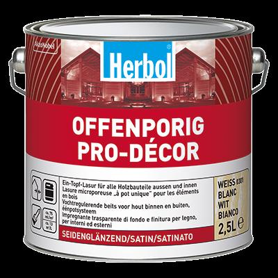 Herbol Offenporig Pro-Décor