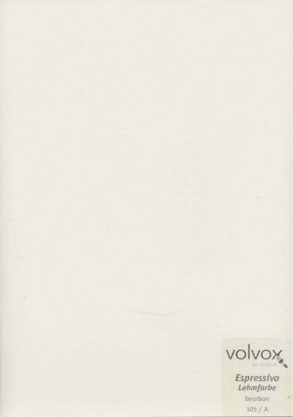 Volvox Espressivo Lehmfarbe - bourbon