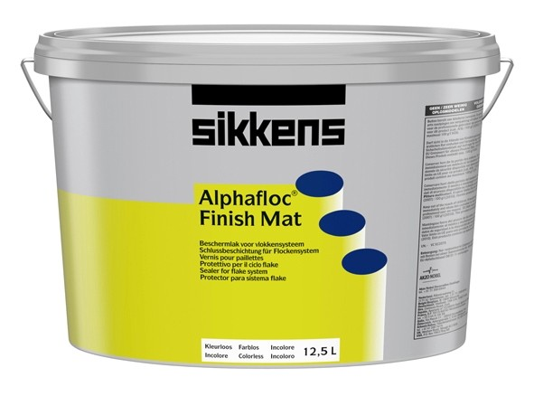 Alphafloc Finish