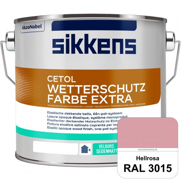 Cetol Wetterschutzfarbe Extra (RAL 3015 Hellrosa)