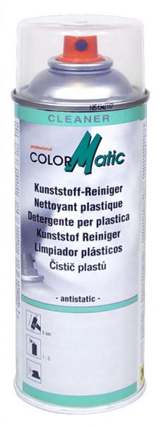 Kunststoff-Reiniger Antistatisch