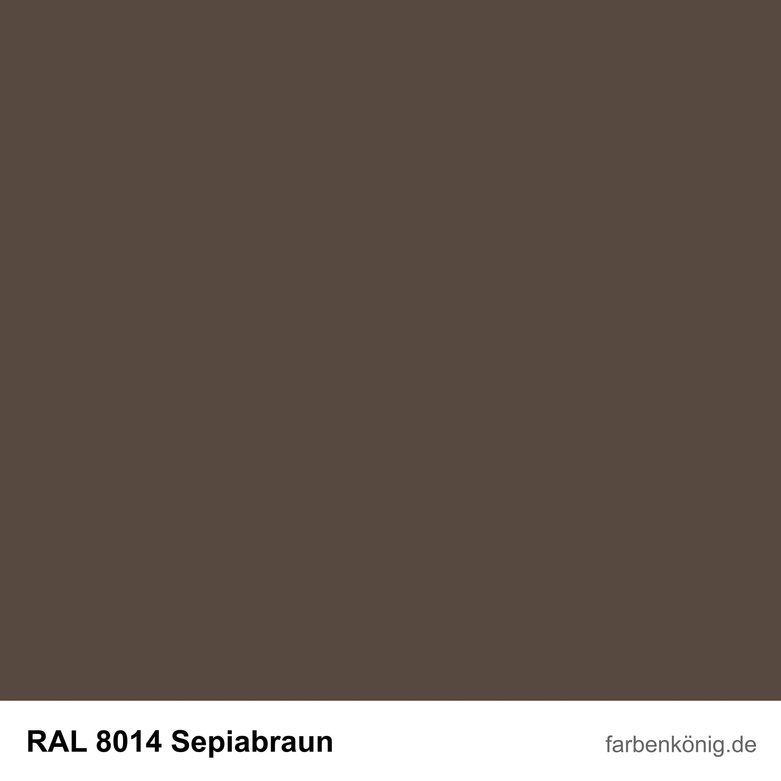 RAL8014