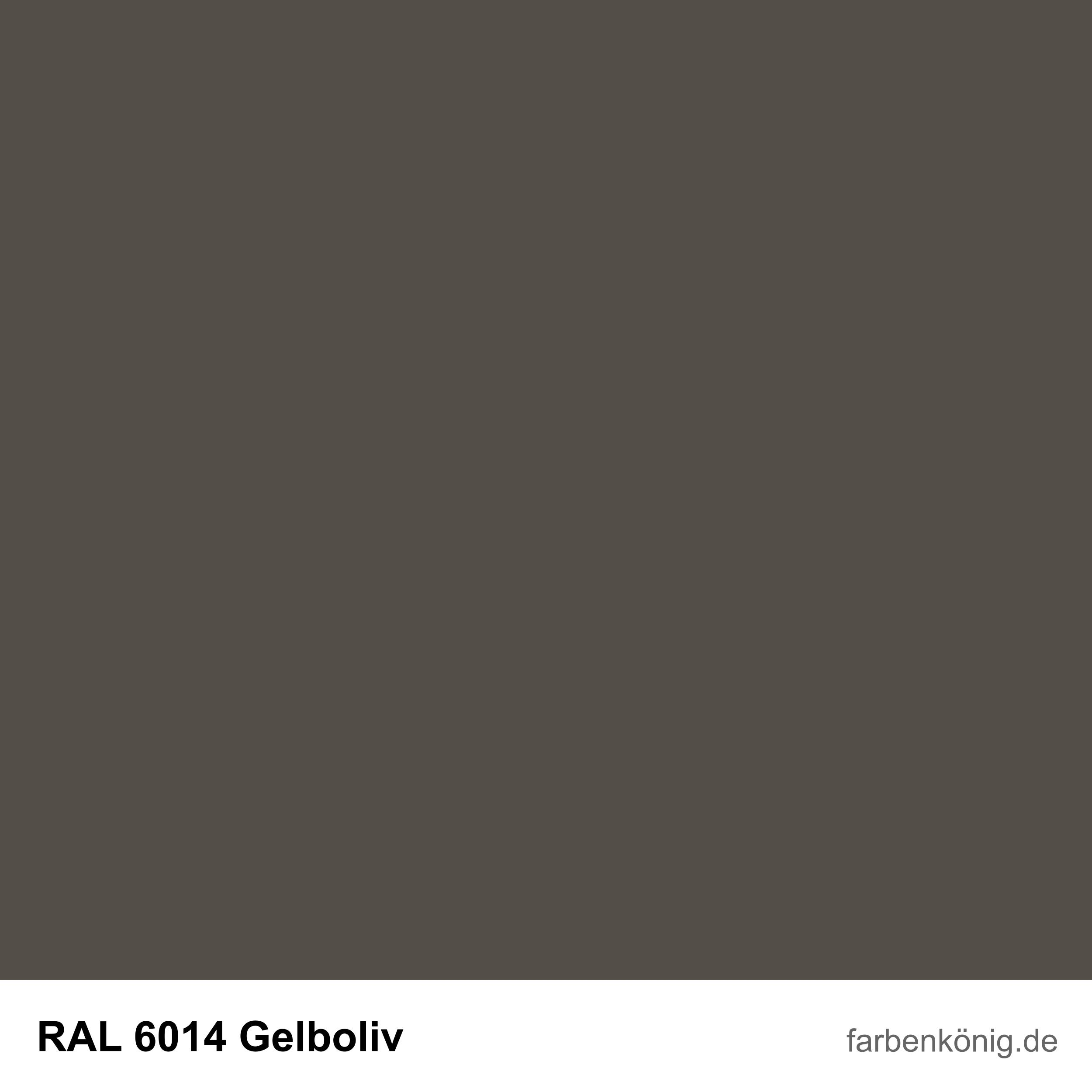 RAL6014