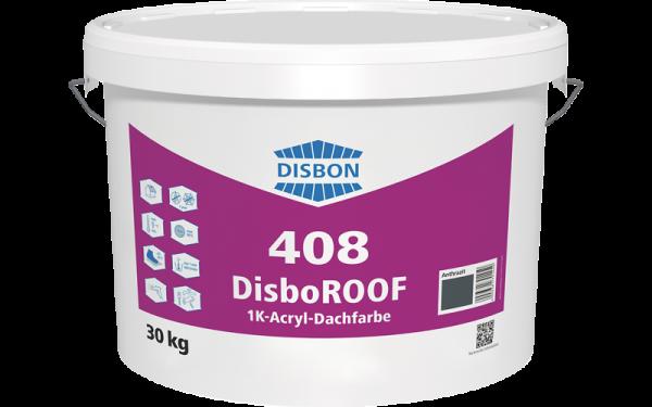 DisboROOF 408 1K-Acryl-Dachfarbe