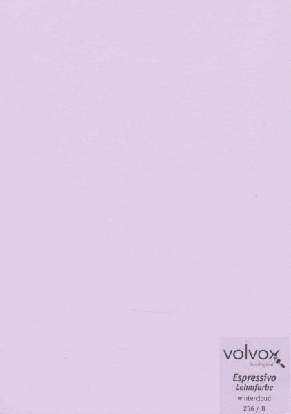 Volvox Espressivo Lehmfarbe - wintercloud