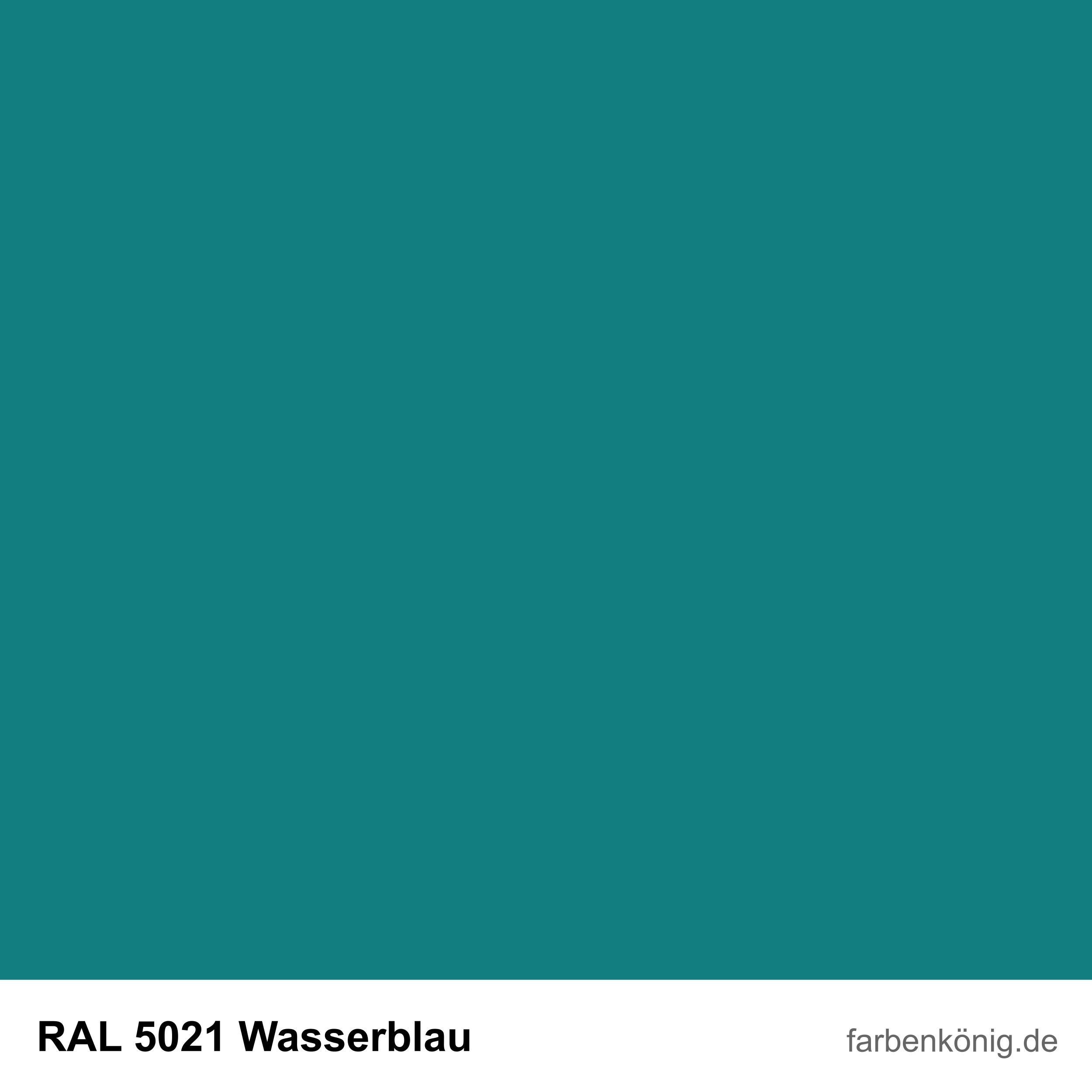 RAL5021