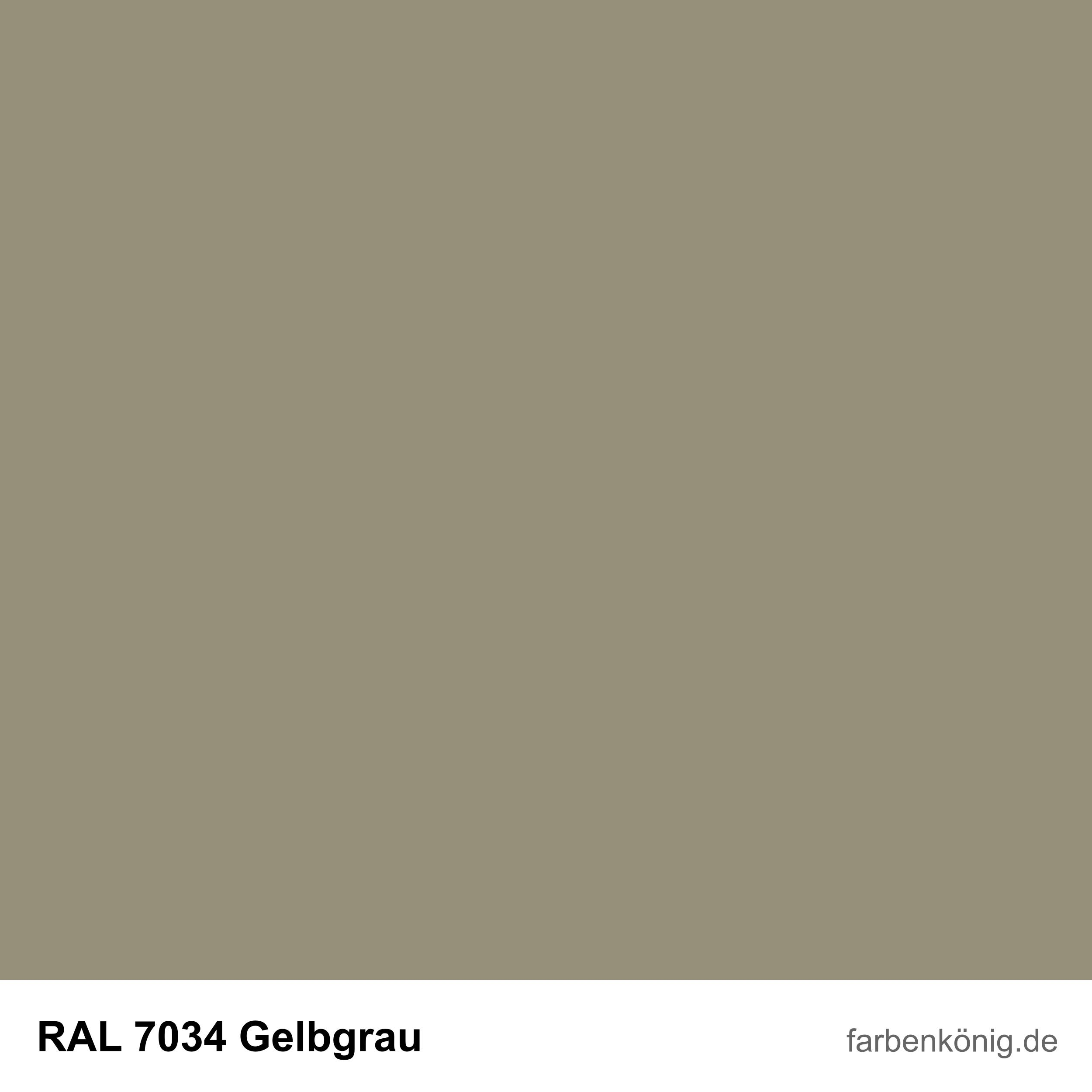 RAL7034