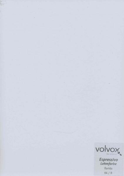 Volvox Espressivo Lehmfarbe - florida