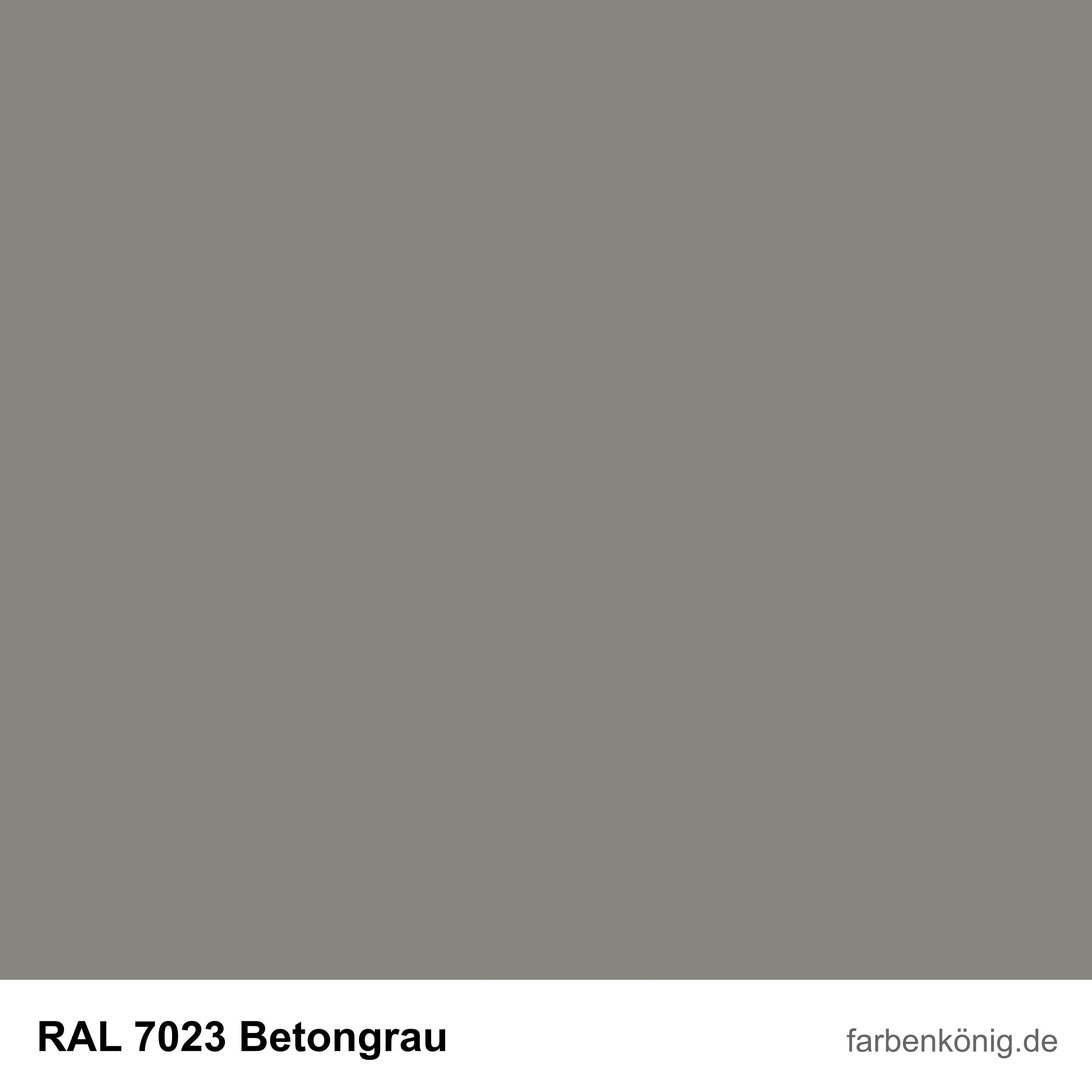 RAL7023