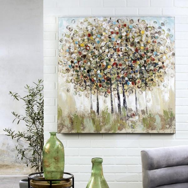 "Gemälde ""Albero Colori"""