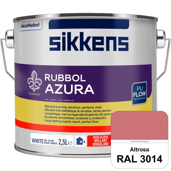 Rubbol Azura (RAL 3014 Altrosa) hochglänzender Lack (löselmittelhaltig) innen & außen