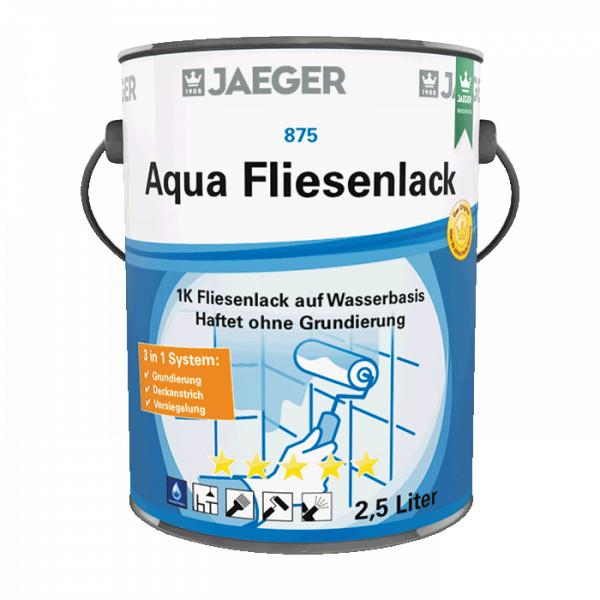 Aqua Fliesenlack 875