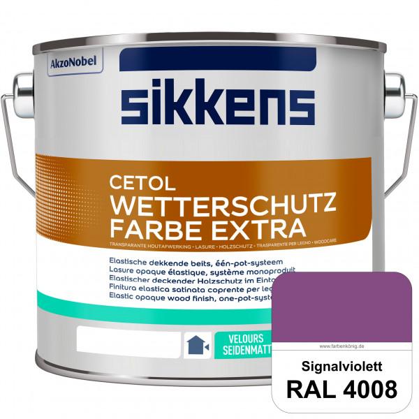 Cetol Wetterschutzfarbe Extra (RAL 4008 Signalviolett)