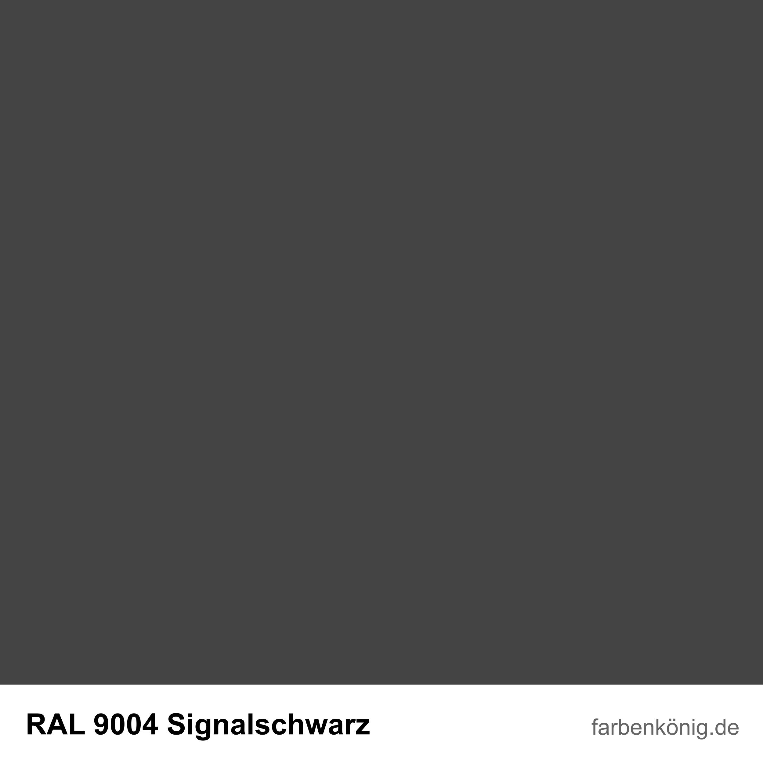 RAL9004